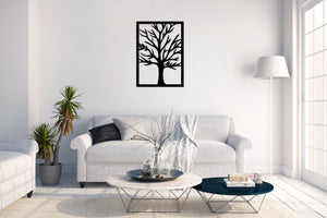 Metal Wall Art Tree of the life UK