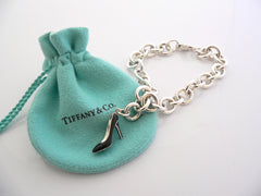Tiffany & Co Shoe Enamel Charm Bracelet Authentic Tips and Guides