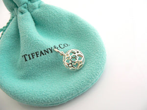 Tiffany & Co Silver Picasso Zellige Round Pendant Charm 4 Necklace Bracelet Gift