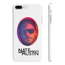 Load image into Gallery viewer, Nate face Slim Phone Cases