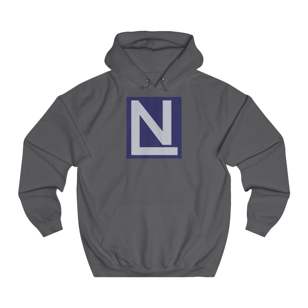 Nate Austin Simple Logo Official Unisex College Hoodie