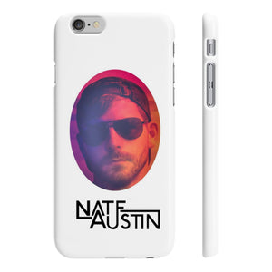 Nate face Slim Phone Cases