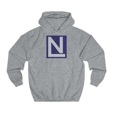 Load image into Gallery viewer, Nate Austin Simple Logo Official Unisex College Hoodie