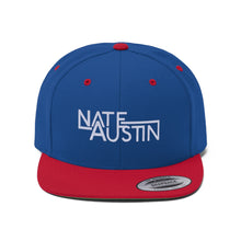 Load image into Gallery viewer, Nate Austin Unisex Flat Bill Hat