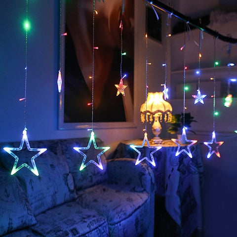 Image of Color Changing LED Star Lights