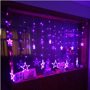 Color Changing LED Star Lights