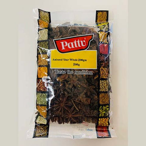 Pattu Star Aniseed 200 gm