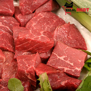 Diced (Boneless) Lamb 1 kg