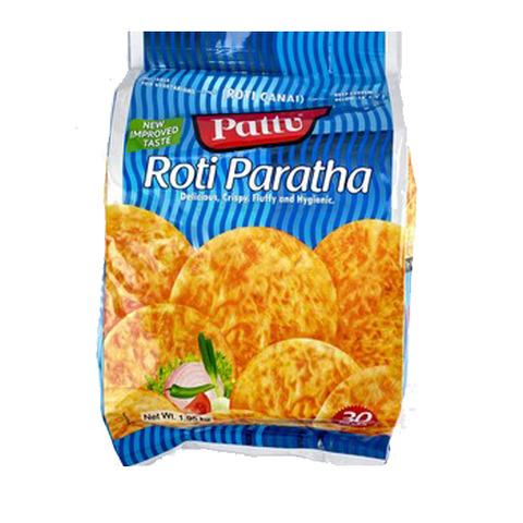 Pattu Roti Paratha 30 Pieces