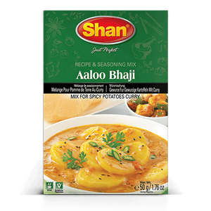 Shan Aaloo Bhaji Curry Mix 50 gm
