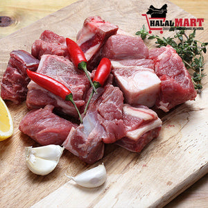 Beef Curry Pieces 1 kg