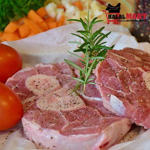 Beef Osso Bucco 1 kg