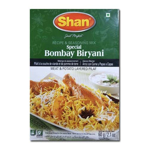 Shan Bombay Biryani Mix 60 gm