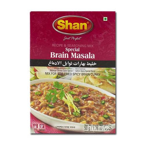 Shan Brain Masala Mix 50 gm