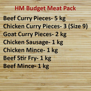 HM Budget Meat Pack