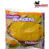 Cavos Chicken Burger 1 kg