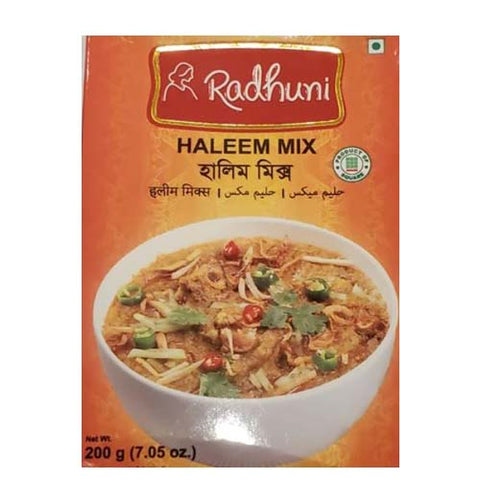 Radhuni Haleem Mix 200 gm