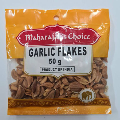 Maharajah's Choice Garlic Flakes 50 gm