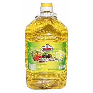 Vegetable Oil 5 Litre
