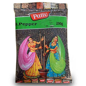 Pattu Black Pepper Powder 200 gm