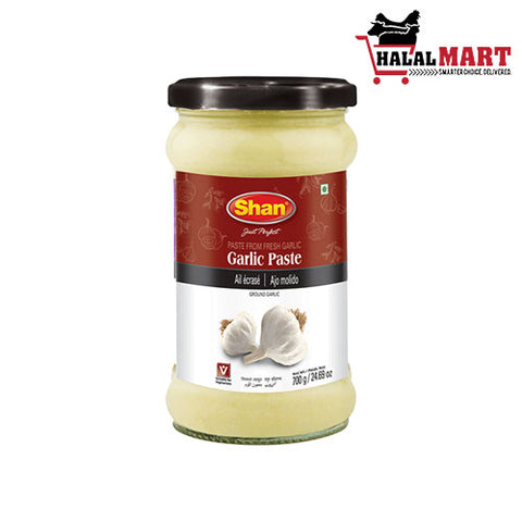 Shan Garlic Paste 700 gm