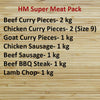 HM Super Meat Pack