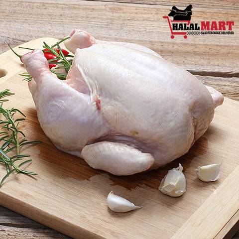 Whole Chicken (Hand Slaughtered)