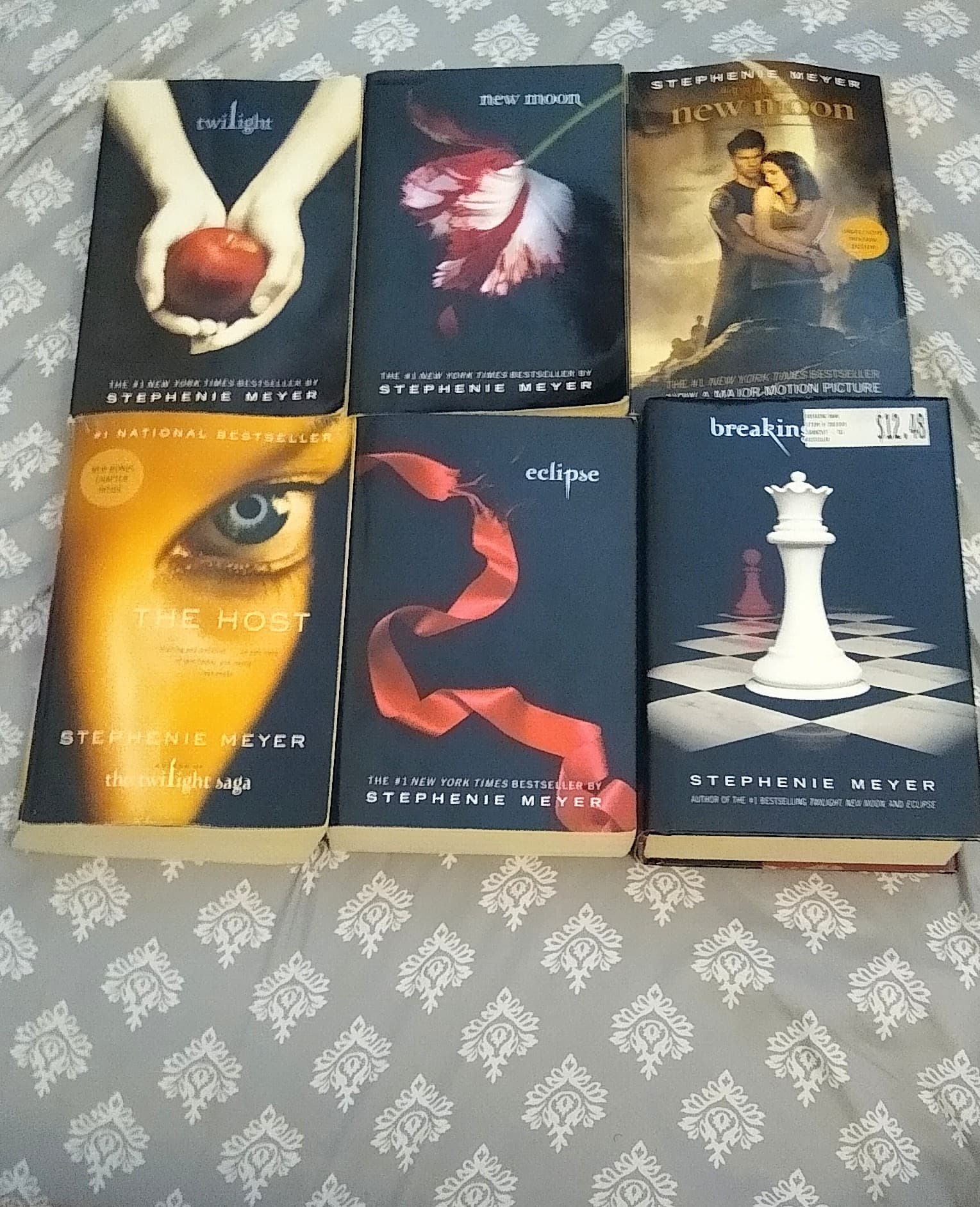 The Twilight Book Bundle - Edy's Treasures