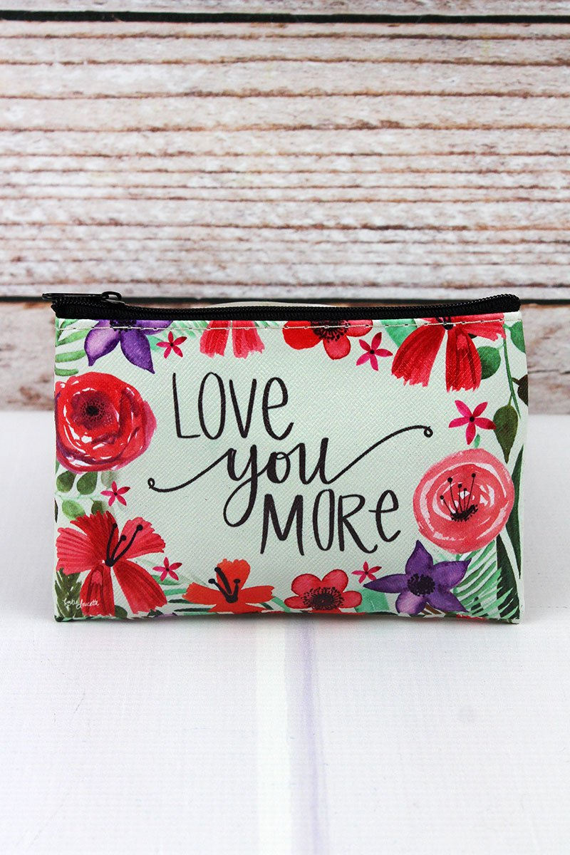 Floral Coin Purse Gift Bundle