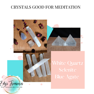 Meditation Crystal Kit