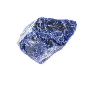 1 Rough Sodalite Blue