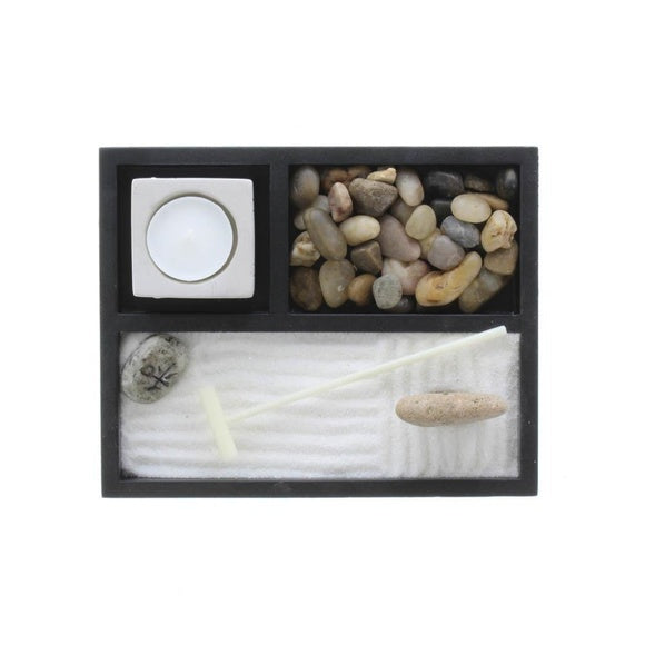 TABLETOP ZEN GARDEN KIT - Edy's Treasures