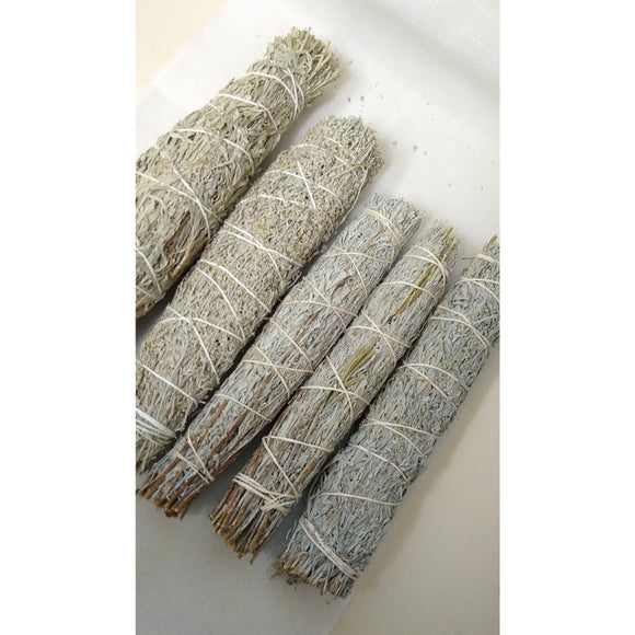 5 pc Smudge Bundle Lot 8-13 inches - Edy's Treasures