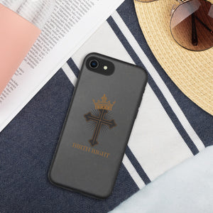King Cross Biodegradable phone case - Edy's Treasures
