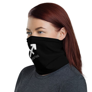 Unisex Made In The USA Sagittarius Neck Gaiter, Face mask - Edy's Treasures