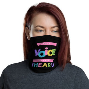 Yes Your Voice Matters I Hear You Neck Gaiter - Edy's Treasures