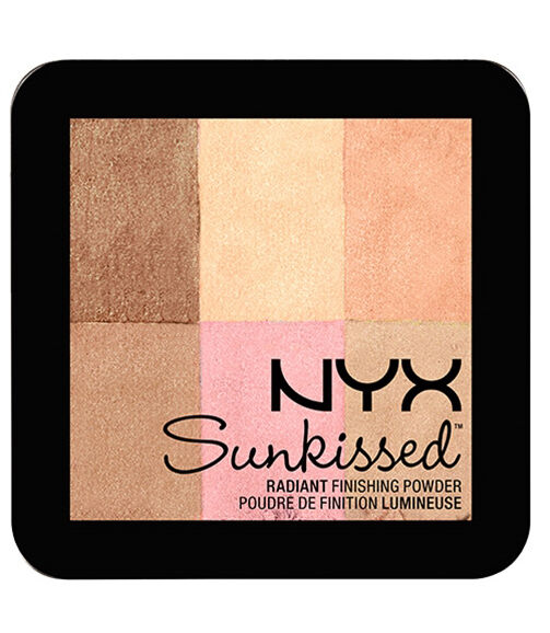NYX-Radiant-Finishing-Powder Sunkissed - Edy's Treasures