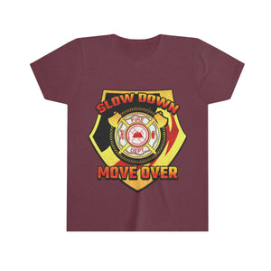 Youth Short Sleeve Tee - SDMO Fire