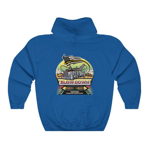 Unisex Heavy Blend™ Hooded Sweatshirt - SDMO Towing Mural