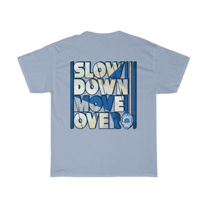 Unisex Heavy Cotton Tee - SDMO Blue Law Enforcement