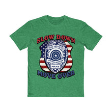 Load image into Gallery viewer, Very Important Tee Front Design - SDMO Police