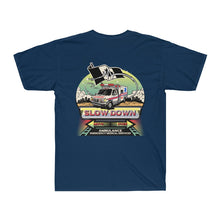 Load image into Gallery viewer, Men's Surf Tee - Canadian SDMO EMS EMT Mural Design