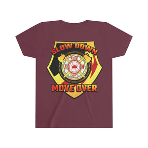 Youth Short Sleeve (Back Design) - SDMO Fire