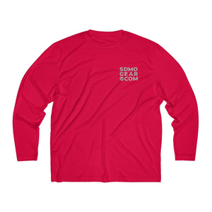 Men's Long Sleeve Moisture Absorbing Tee - SDMO Gear and Special Towing