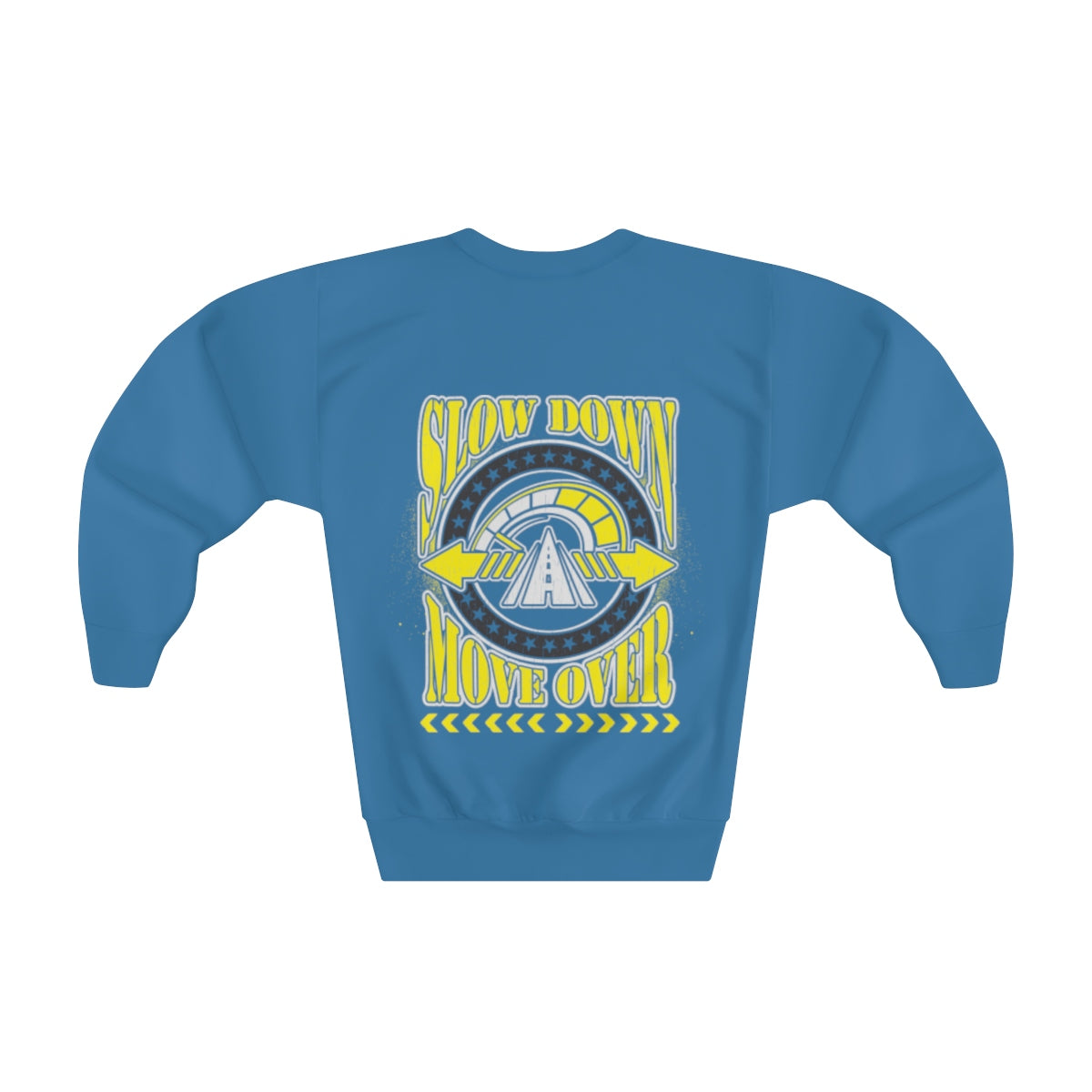 Youth Crewneck Sweatshirt - SDMO Shield & Big Yellow