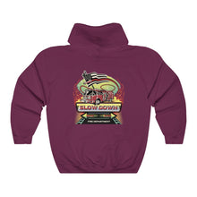 Load image into Gallery viewer, Unisex Heavy Blend™ Hooded Sweatshirt - SDMO Fire Mural