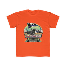 Load image into Gallery viewer, Kids Regular Fit Tee - Canadian SDMO Police Mural Design