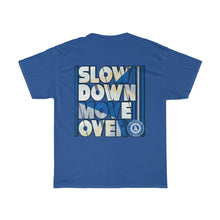 Load image into Gallery viewer, Unisex Heavy Cotton Tee - SDMO Blue Mobile Mechanic