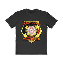 Load image into Gallery viewer, Very Important Tee Front Design - SDMO Fire