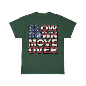 SDMO Flag (Towing) Short Sleeve Tee Back Design